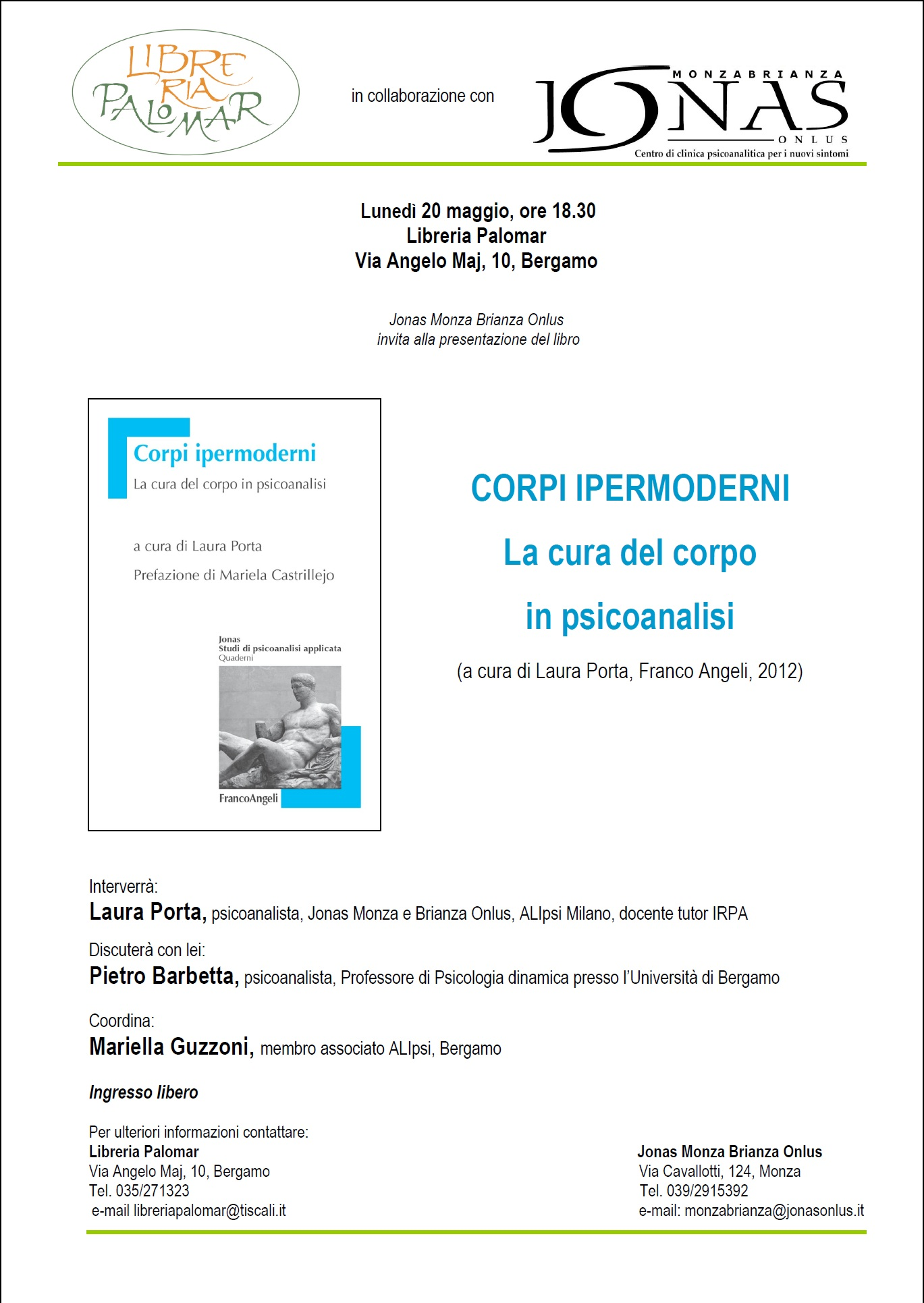 Presentazione Bergamo